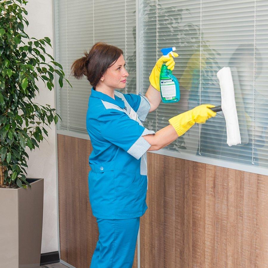 антибактериальная уборка офиса
