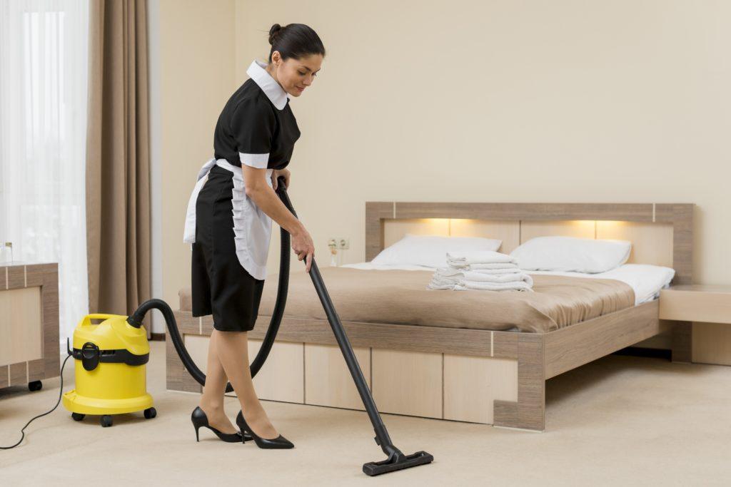 уборка отеля